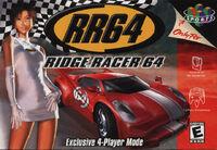 Ridge Racer 64 (NA)