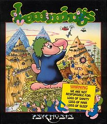File:Lemmings Cover.jpg