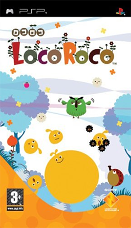File:LocoRoco Coverart.png