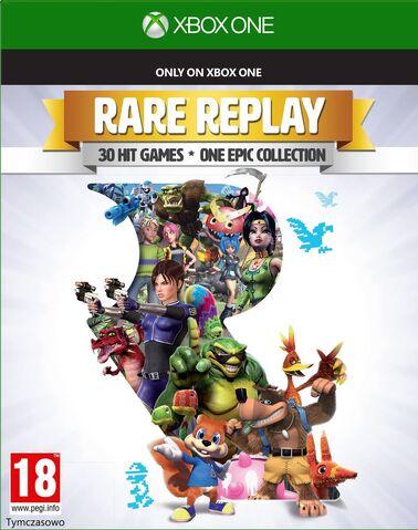 File:Rare replay Collection.jpeg