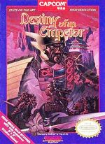 Destiny of an Emperor Cover