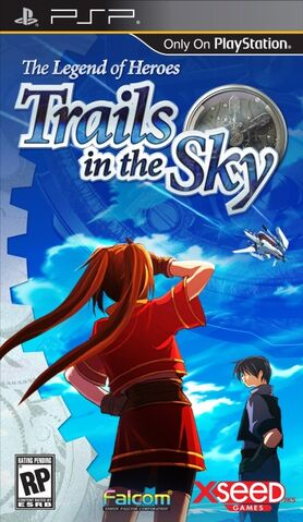 File:THE LEGEND OF HEROES TRAILS IN THE SKY PSP.jpg