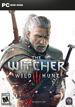 The Witcher 3 Wild Hunt PC cover