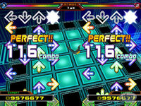 Ddr gameplay