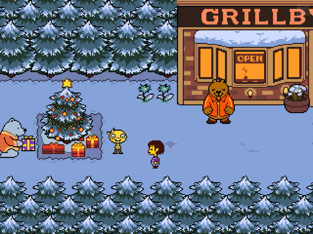 File:Undertale screenshot.png