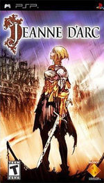 Jeanne d'Arc Coverart