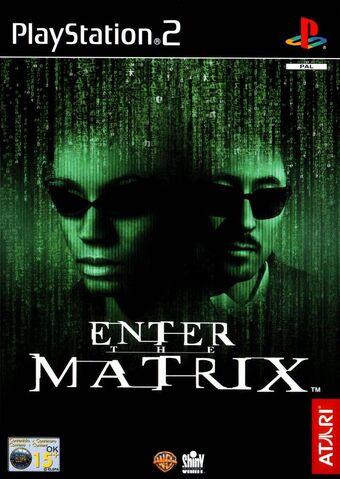 File:Enter The Matrix Boxart.jpg