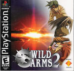 Wild Arms 2 ntsc