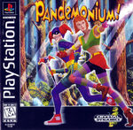 Pandemonium PS box art