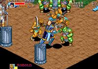Light Bringer arcade screenshot