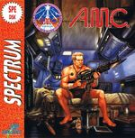 Astro Marine Corps ZX cover
