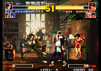 KoF95Screenshot