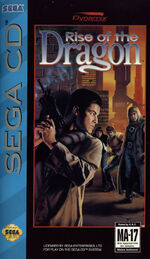 Rise of the Dragon (U) (Front)