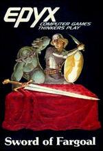 Sword of Fargoal C64 cover