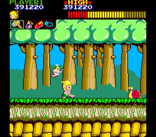 File:Wonder Boy arcade screenshot.png