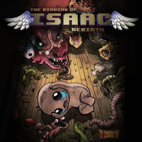 File:The Binding of Isaac Rebirth cover.jpg