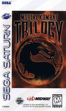 Mortal kombat trilogy saturn-1