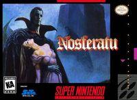 Nosferatu SNES cover