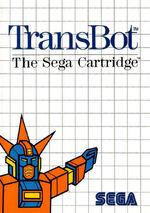 TransBot SMS box art