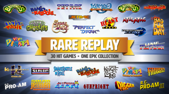 File:Rare Replay cover.png