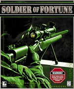 Soldier of Fortune PC cover