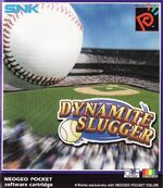 Dynamite Slugger NGPC cover