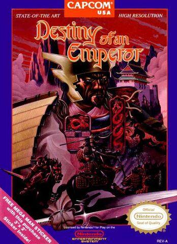 File:Destiny of an Emperor NES cover.jpg
