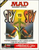 Spy vs Atari Computers