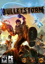 Bulletstorm PC cover