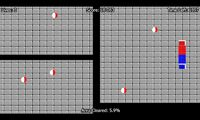 Jezzball Classic screenshot