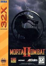 Mortal Kombat II for Sega 32X