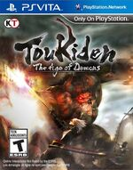 Toukiden The Age of Demons PSVita cover