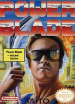 Power Blade NES cover