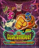 Guacamelee Super Turbo Championship Edition cover