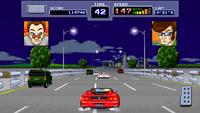 Final Freeway 2R iOS screenshot