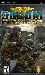 Socom2 PSP