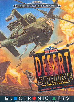 File:Desert Strike - Return to the Gulf Coverart.png