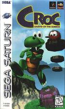 Croc legend of the gobbos sega saturn