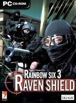 Rainbow Six Raven Shield