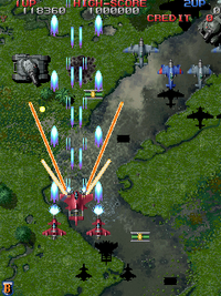 RaidenFighters2Screenshot
