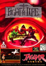Fight For Life Jaguar cover