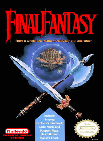 File:Final Fantasy NES cover.jpg