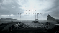 Death Stranding art