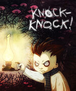 Knock knock PC cover