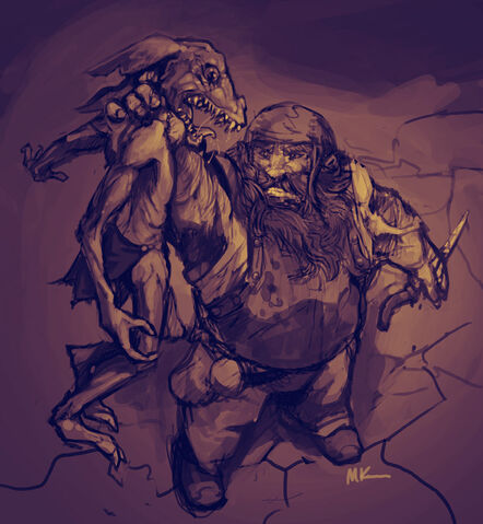 File:Dwarf vs Kobold by MK01.jpg