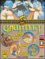 Gauntlet C64 cover
