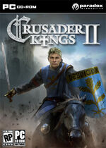 Crusader Kings II box art