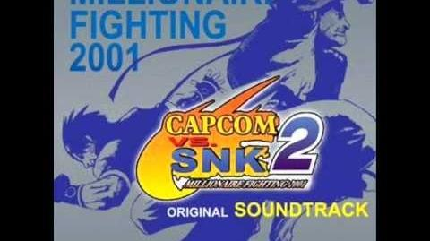 Capcom Vs Snk 2 OST (Real Eyes; Training Stage)