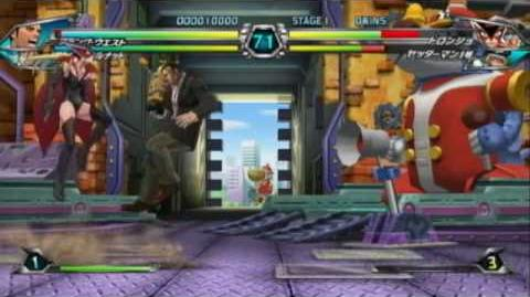 Tatsunoko Vs. Capcom Frank West Gameplay - TGS 2009