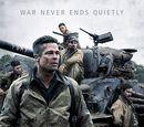 Movie Colosseum: Fury vs 13 Hours: The Secret Soldiers of Benghazi